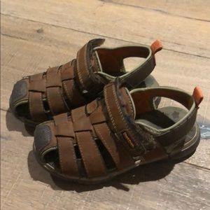 Stride rite step 11.5 sandal